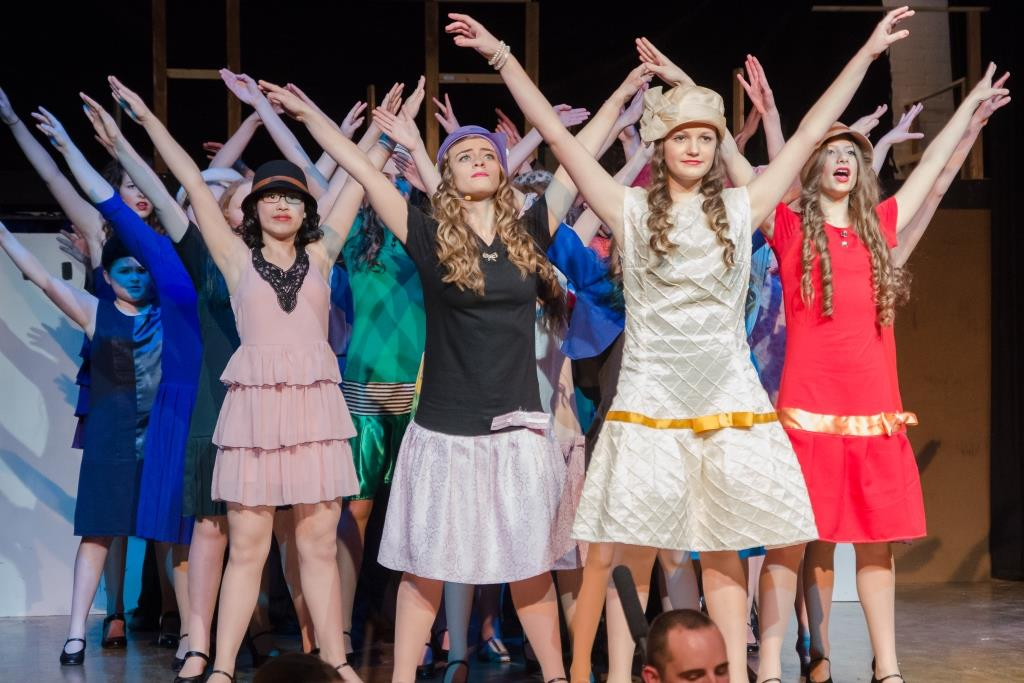 Thoroughly Modern Millie 2015